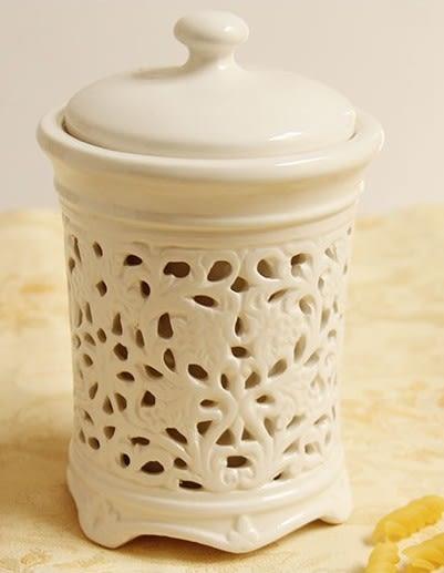 [協貿國際]陶瓷瓶子儲物罐單個價