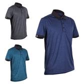 FIRESTAR 男短袖高爾夫球衫(POLO衫 高爾夫球 慢跑 免運 ≡排汗專家≡