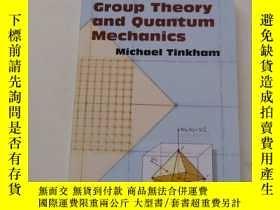 二手書博民逛書店Group罕見Theory and Quantum Mechan