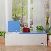 飄窗櫃簡易上翻門陽臺飄窗櫃窗臺櫃窗臺儲物櫃地櫃矮櫃可坐臥室收納櫃子XW