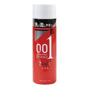日本NPG● 岡本0.01(soft)柔軟型潤滑液200g● 兩性潤滑液