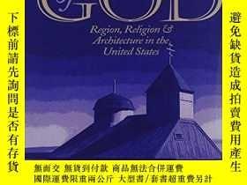 二手書博民逛書店Houses罕見of God: Region, Religion
