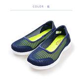 ORWARE-超透氣織休閒鞋 652083-07藍