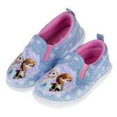 《布布童鞋》Disney冰雪奇緣雪花姊妹淺紫藍兒童休閒鞋室內鞋(15~20公分) [ B0H516B ]