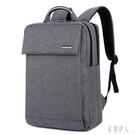 男士雙肩包韓版潮流旅行包男女學生書包簡約時尚電腦包 aj7829『紅袖伊人』