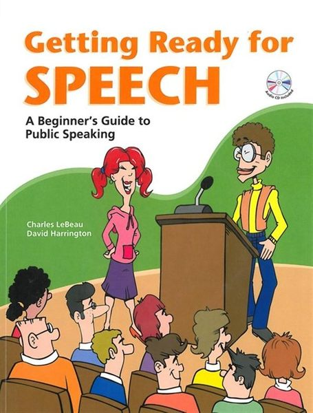 (二手書)Getting Ready for Speech: a beginner's guide to public speaking