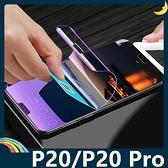 HUAWEI P20/P20 Pro 滿版水凝膜 全屏3D曲面 抗藍光 高清原色 防刮 防爆抗汙 螢幕保護貼 (兩片裝) 華為