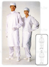 無塵衣 大衣式Super Clean Cloth, Lab Coat *訂製品,交期約7-10個工作天*