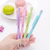 【BlueCat】清新糖果色2.0粗款筆芯自動鉛筆