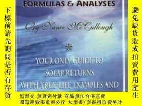 二手書博民逛書店Solar罕見Returns Formulas & AnalysesY364682 Nance Mccullo