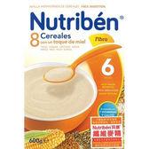Nutriben 貝康 8種穀類+纖維麥精(600g)