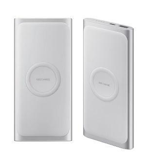SAMSUNG 無線閃充行動電源10000mAh Type C (EB-U1200) 銀【原廠盒裝】