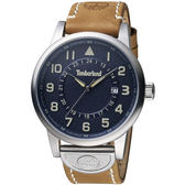 Timberland西部牛仔時尚腕錶  TBL.15250JS/03