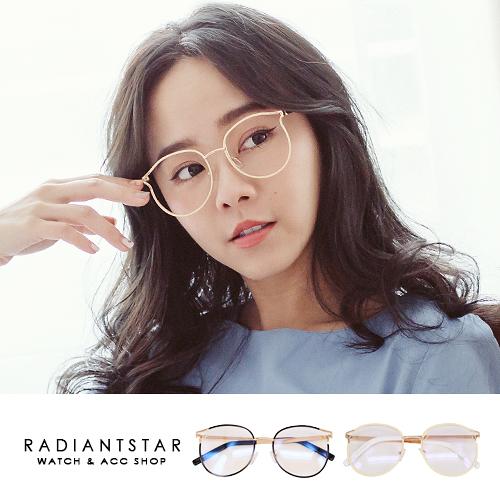 大風吹輕玩造型平光眼鏡【G17878】璀璨之星☆