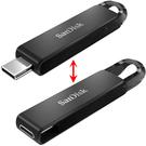 全新 SanDisk 新帝 CZ460 256GB Ultra Type-C USB 3.1 Gen 1 隨身碟