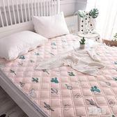 床墊1.2米床家用四季通用雙人褥子海綿宿舍薄款軟墊被單人 LR6915【原創風館】
