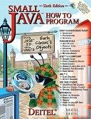 二手書博民逛書店 《Small Java: How to Program》 R2Y ISBN:0131486608│Prentice Hall