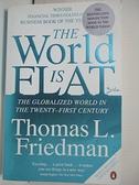 【書寶二手書T9/原文小說_AT5】The world is flat _精平裝: 平裝本