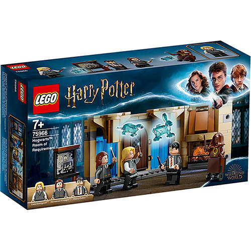 樂高積木 LEGO 《 LT75966 》Harry Potter 哈利波特系列 - Hogwarts™ Room of Requirement