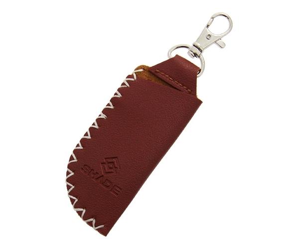 【SHADE】Neck strap DartsCase BaseParts Brown x White 鏢盒/鏢袋 DARTS