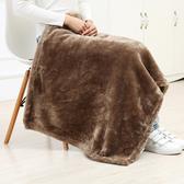 加厚小毛毯珊瑚絨毯秋冬季辦公室午睡毯單人蓋毯午休毯膝蓋毯小毯ATF 雙12購物節