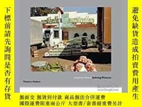 二手書博民逛書店Stephen罕見Shore: Solving Pictures