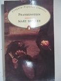 【書寶二手書T5/原文小說_BFZ】Frankenstein_SHELLEY