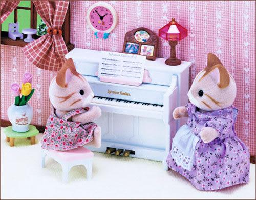 森林家族 新夢幻鋼琴_EP25640