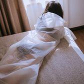 虧本衝量-雨衣 徒步雨衣成人時尚韓國男女透明戶外旅游雨披網紅抖音雨衣長款便攜 快速出貨