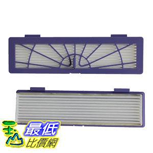 [2片入] Neato 相容型 濾網 BotVac High-Performance Filter 2-Pack 70e 75 80 85