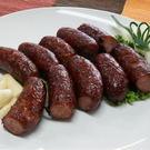 《台江漁人港》虱目魚香腸450g/包☆草本風味☆