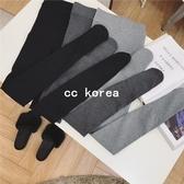 現貨黑 韓製 實拍 大彈性刷薄毛內搭褲 CC KOREA ~ Q12853