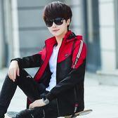 外套男孩韓版潮流帥氣14青少年16歲春秋裝13夾克15初中學生17衣服 好再來小屋