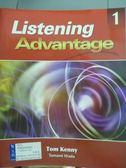 【書寶二手書T4/語言學習_PMV】Listening Advantage 1_Tom Kenny, Tamami Wa