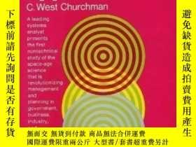 二手書博民逛書店The罕見Systems ApproachY256260 C. West Churchman Dell Pub