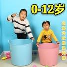 特大號兒童洗澡桶兒童沐浴桶中大童洗澡盆家用加厚塑膠寶寶泡澡桶