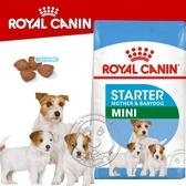 【培菓寵物48H出貨】SHN 法國新皇家飼料《小型離乳犬MNS》1KG