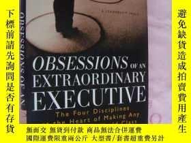 二手書博民逛書店Obsessions罕見Of An Extraordinary