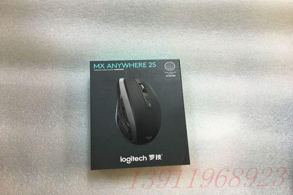包裝破損羅技 MX Anywhere 2/mx master 2s無線藍牙2.4G優聯滑鼠