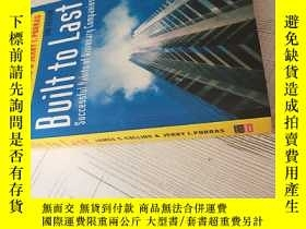 二手書博民逛書店Built罕見to Last Successful Habits
