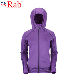 RAB 英國 | 女款 Power Stretch H保暖外套 | 秀山莊(QFE48)
