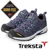 【Treksta 韓國】DOVE X 男 GTX 防水低筒 健行鞋『海藍』KR20BM 多功能鞋.越野鞋.登山鞋.Gore-Tex