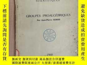 二手書博民逛書店groups罕見proalgebriques(P3085)Y173412