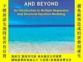 二手書博民逛書店Multiple罕見Regression And BeyondY256260 Timothy Z. Keith