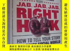 二手書博民逛書店JAB,JAB,JAB,RIGHT罕見HOOK:How to t