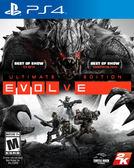 PS4 Evolve Ultimate Edition 惡靈進化 終極版(美版代購)