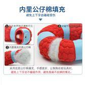 狗狗玩具發聲耐咬潔齒磨牙寵物用品SMY4263【每日三C】