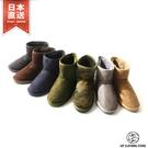 年年熱賣的男性款雪靴 腳後跟特別加強素材耐穿不變形