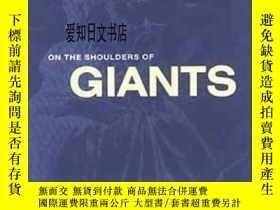 二手書博民逛書店【罕見】On the Shoulders of GiantsY175576 Lines, Malcolm E