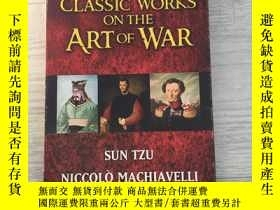 二手書博民逛書店Classic罕見works on the art of war